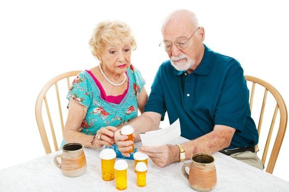 Reading Instructions from Pharmacy